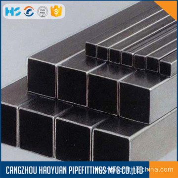 100% Original for Steel Rectangular Tubing Ms Square Hollow Section Pipe export to East Timor Suppliers